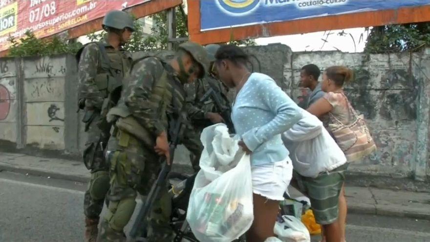Rio de Janeiro contra a criminalidade