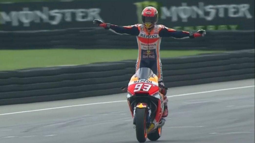 MotoGp di Brno: decisivo il cambio moto per Marquez