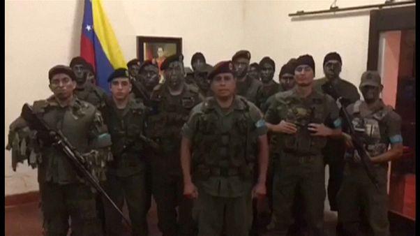 Dos muertos, un herido y ocho detenidos balance del cuartelazo en Venezuela