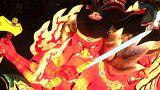 Lantern festival in Japan