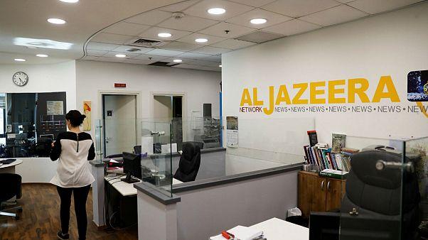 """Israel """"to expel al-Jazeera"""""""