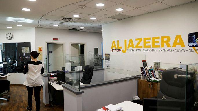 Israël : Al Jazeera sur la sellette