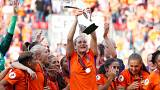Netherlands beat Denmark to win women's Euro 2017