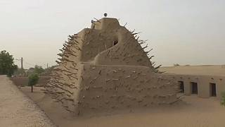 Discovering Mali's 16th century monument