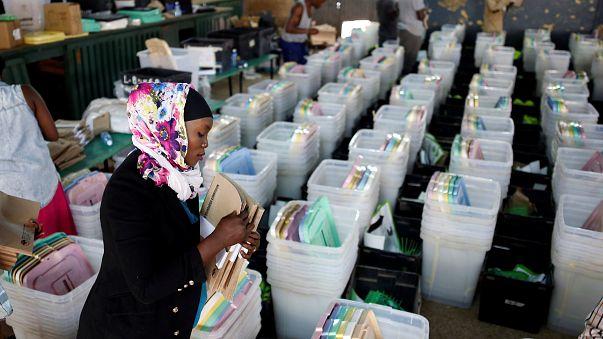 Кения накануне выборов