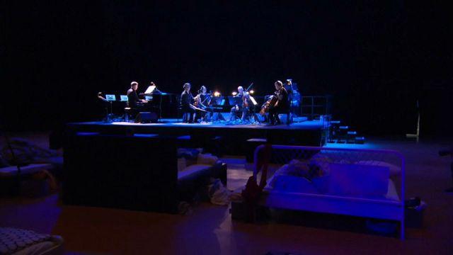 Сонный концерт в Цюрихе