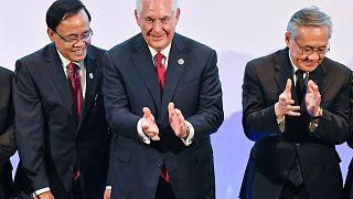 """كوريا الشمالية: """"لاتفاوض في ظل التهديدات الامريكية """""""