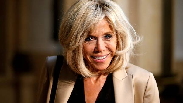 Brigitte Macron ... or French First Lady?