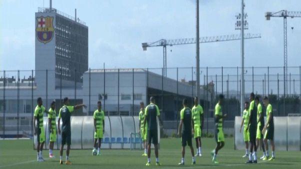 Gedenkspiel: Chapecoense gegen Barcelona