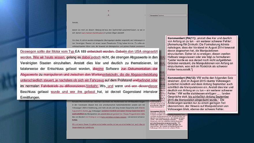 Niedersachsens Ministerpräsident Weil veröffentlicht VW-Korrekturvorschläge