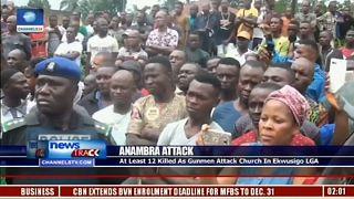 Templomi ámokfutás Nigériában