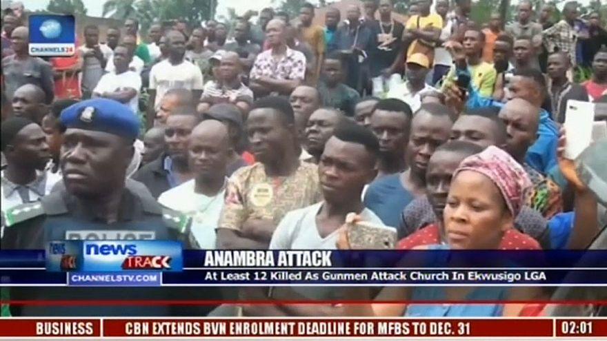 Nigeria: strage in chiesa cristiana