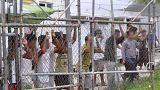 جسد یک پناهجوی ایرانی در جزیره مانوس پیدا شد