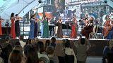 مهرجان جبلة: بين العظمة والتقاليد