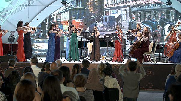 Festival de Música de Gabala no Azerbaijão