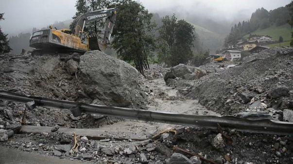 Dramatische Unwetter: 4 Tote in Italien, 3 in Österreich