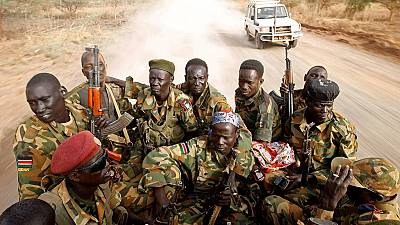 South Sudan army captures main rebel base, rebels say