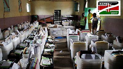 Kenya set for Tuesday polls