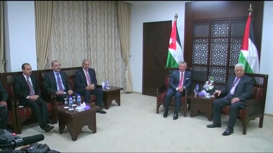 Nahostkonflikt: König Abdullah II. trifft Abbas