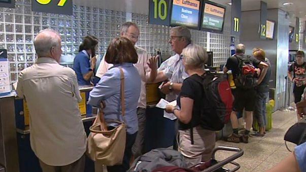 Alguns aviões já conseguiram aterrar na Madeira
