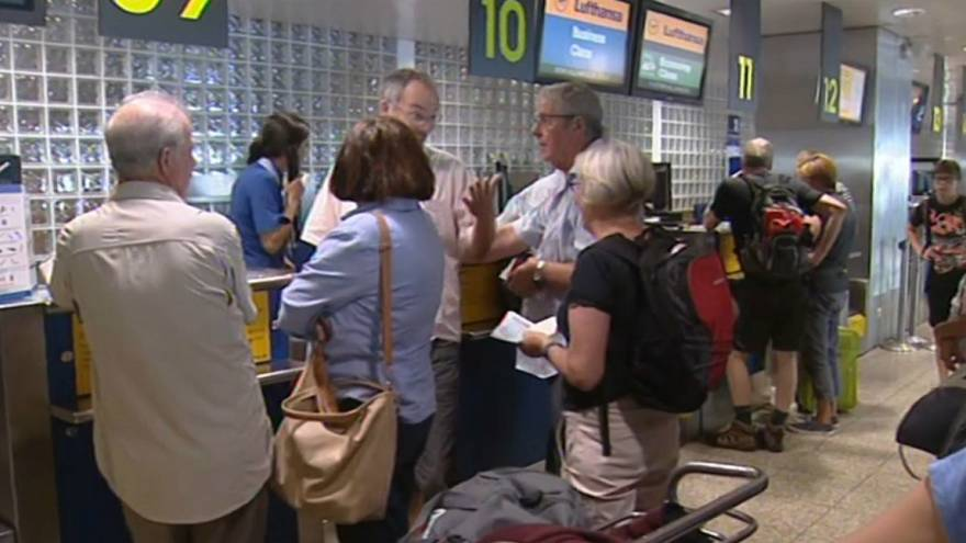 Madeira: oltre 100 voli cancellati a causa del vento