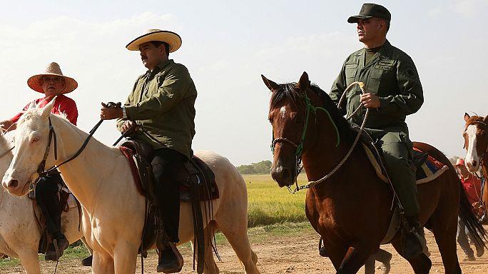 Pourquoi le président Maduro a-t-il l'armée dans sa poche ?
