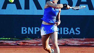 Tenista Sara Errani suspensa por doping