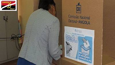 Angola receives election materials from Spanish company