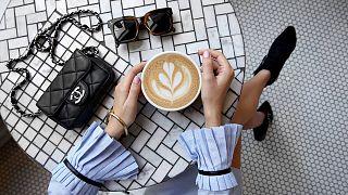 Social media και latte με...όνομα και design!