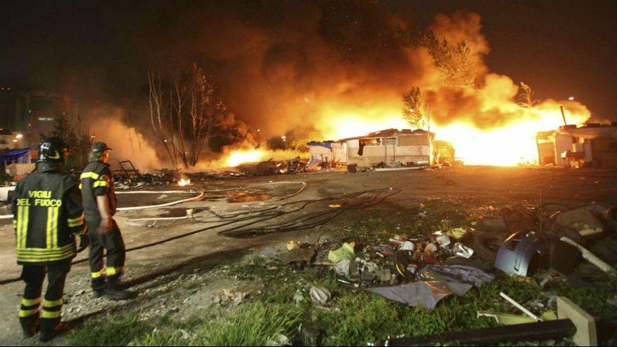 فريق إطفاء بصقلية يفتعل الحرائق للحصول على مكافآت