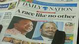 Feszültség a kenyai választás előtt