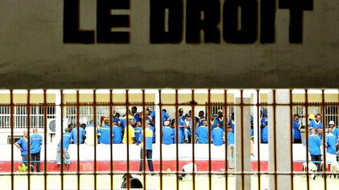 Tiroteio junto à prisão central de Kinshasa
