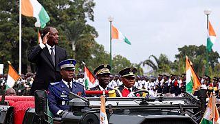 Côte d'Ivoire: célébration du 57e anniversaire de l'indépendance