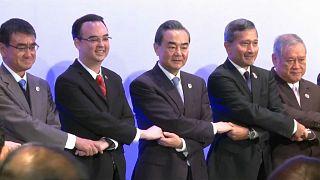 China gegen das restliche Asien - Verhandlungslösung für das südchinesische Meer?