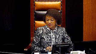 S. Africa's parliament speaker upholds secret no-confidence vote against Zuma