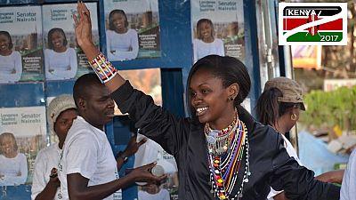 Meet 23-year-old female aspirant aiming for Senate seat in Kenya