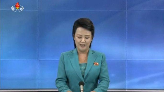 """Nordkorea droht USA mit """"Feuersturm"""""""