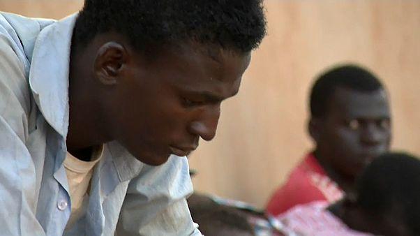 A Agadez, point de passage des migrants