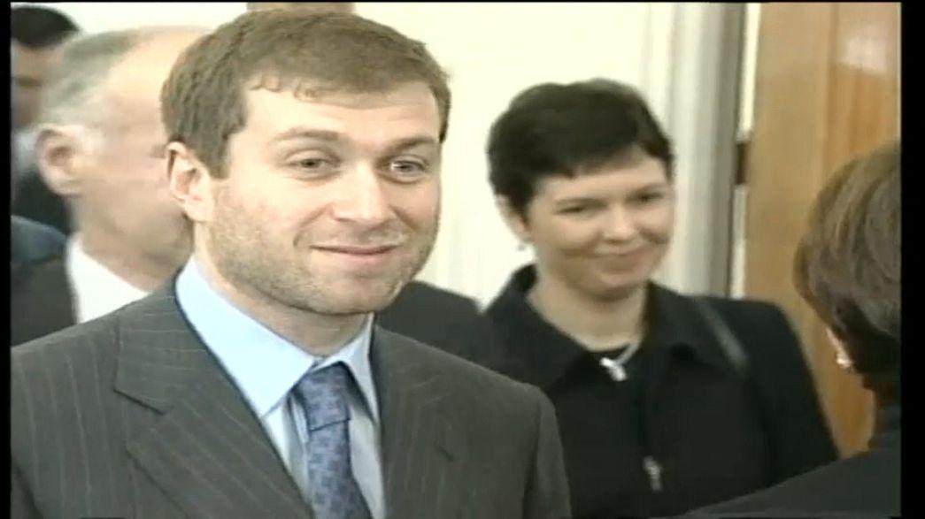 Роман Абрамович разводится