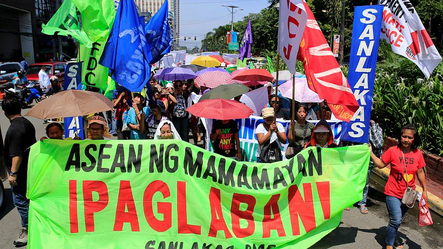Filipino activists call for human rights to be on ASEAN agenda