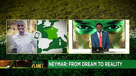 Neymar, une fièvre mondiale