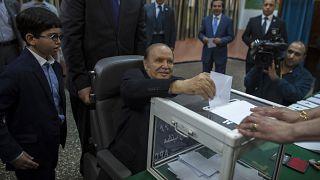 عهدة خامسة للرئيس الجزائري في متناول اليد