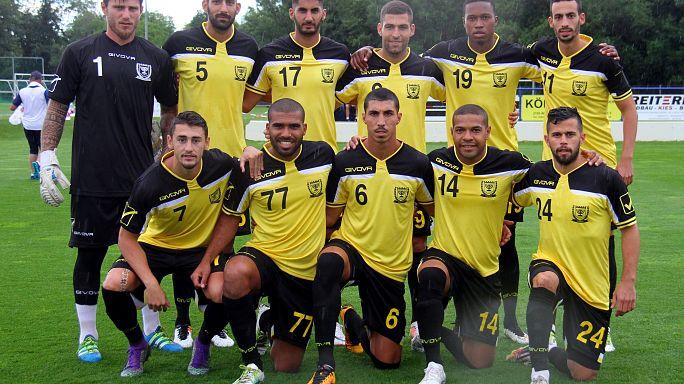 """فريق إسرائيلي لكرة القدم""""معاد للعرب"""" يتوج بجائزة """"مكافحة العنصرية"""""""