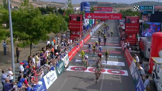 Bryan Alaphilippe venceu a terceira etapa da Volta a Portugal
