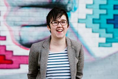 Journalist and author Lyra McKee in 2017.