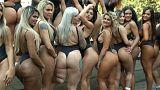 """مسابقة """"بوم بوم"""" لاختيار أجمل مؤخرة امرأة بالبرازيل"""