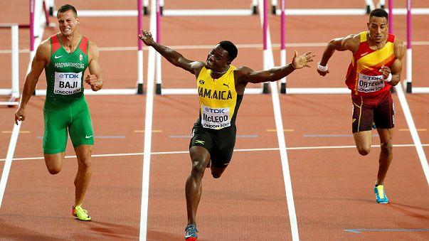 Mondiali di atletica: La Giamaica torna a vincere