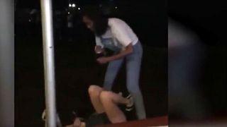 """شاهد: ابنة اوباما """"ترقص كما لم ترقص من قبل"""""""