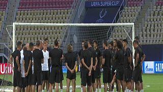 Real Madrid - Manchester United az európai Szuperkupáért