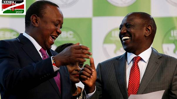 [LIVE] Kenya Elections 2017: Odinga boycott unheeded, peace calls intensify